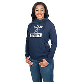 Dallas Cowboys Nike Tailgate Funnel Hoody