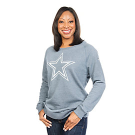 Dallas Cowboys Nike Championship Drive Boyfriend Crew