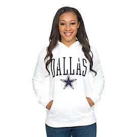 Dallas Cowboys Womens Gooding Hoody