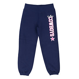 Dallas Cowboys Girls Yarnberry Pant