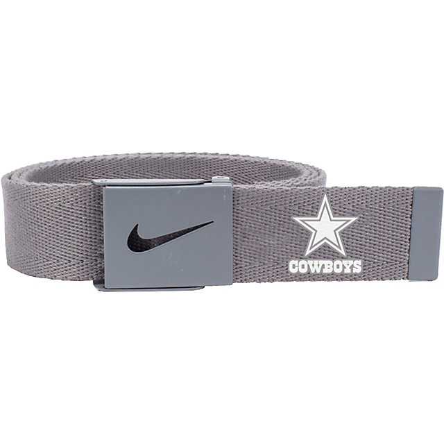 Dallas Cowboys Nike Tech Essential Web Belt
