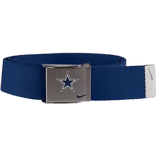 Dallas Cowboys Nike Single Web Belt