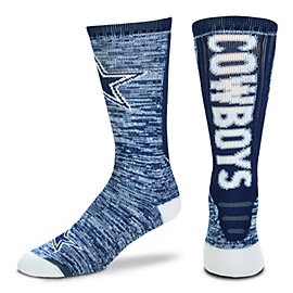 Dallas Cowboys Jump Key RMC Socks
