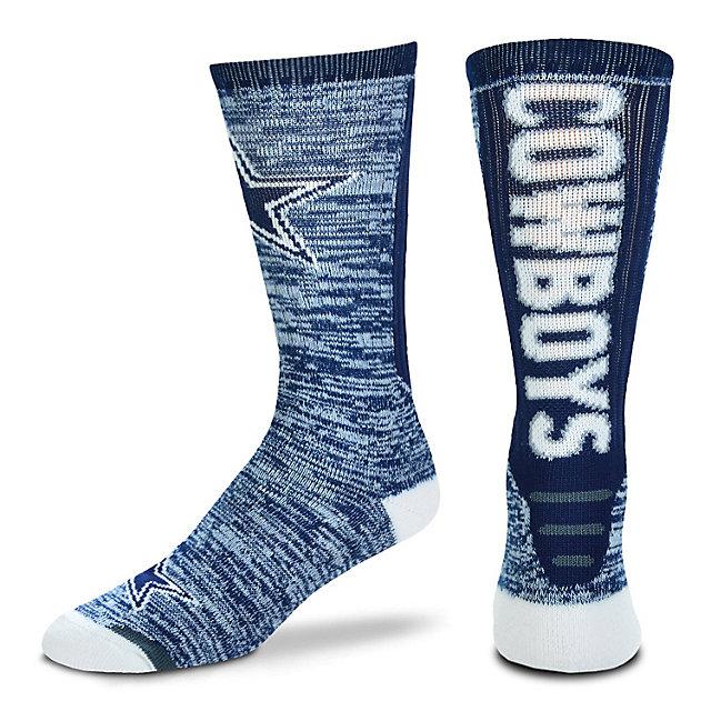 Dallas Cowboys Jump Key RMC Socks