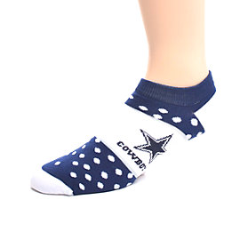 Dallas Cowboys Dot Band Socks