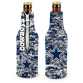 Dallas Cowboys Digi Camo Bottle Koozie