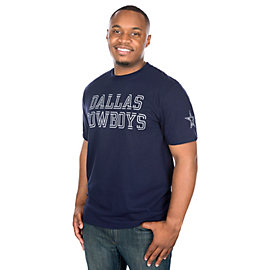 Dallas Cowboys Double Cut Tee