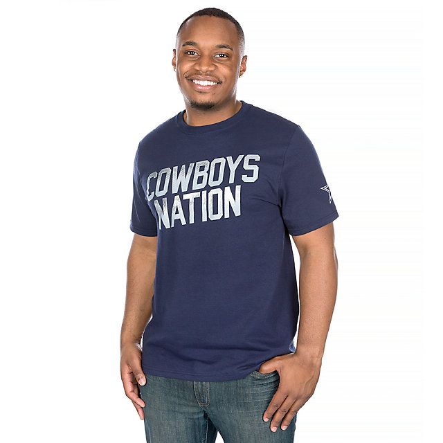 Dallas Cowboys Blue Nation Tee