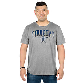 Dallas Cowboys Rescender Solid Short Sleeve Tee