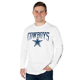 Dallas Cowboys Mack Long Sleeve Tee