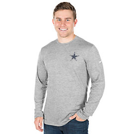 Dallas Cowboys Nike Coach Long Sleeve Top