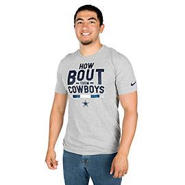 Dallas Cowboys Nike Local Verbiage Tee
