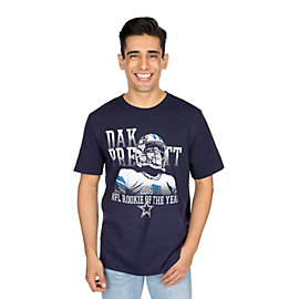 Dallas Cowboys Dak Prescott Rookie of the Year Tee