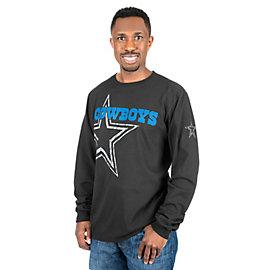 Dallas Cowboys Nike Elite Reflective Long Sleeve Tee