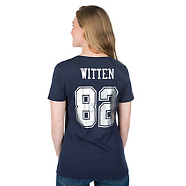 Dallas Cowboys Ruby Jason Witten #82 Short Sleeve Tee