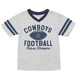 Dallas Cowboys Toddler Benge Tee