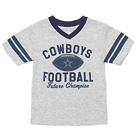 Dallas Cowboys Toddler Benge Tee