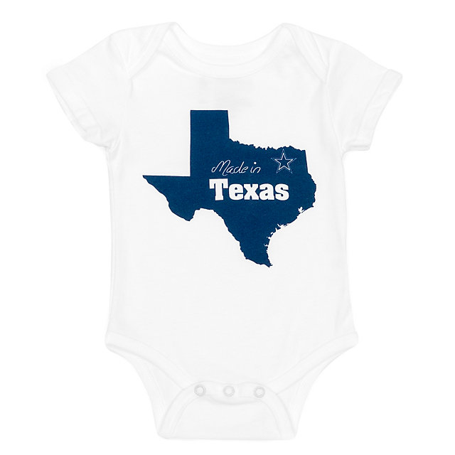 Dallas Cowboys Infant Backyard Bodysuit