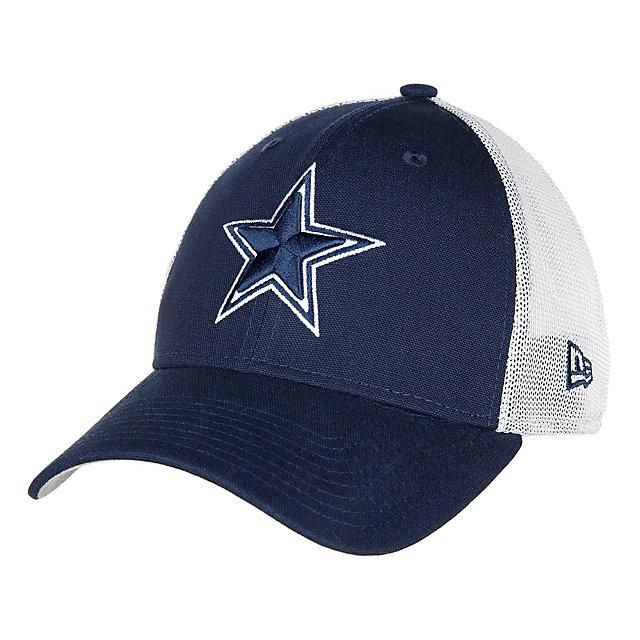Dallas Cowboys New Era Team Brazen 39Thirty Cap