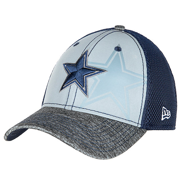 Dallas Cowboys New Era Shadow Flect Neo 39Thirty Cap