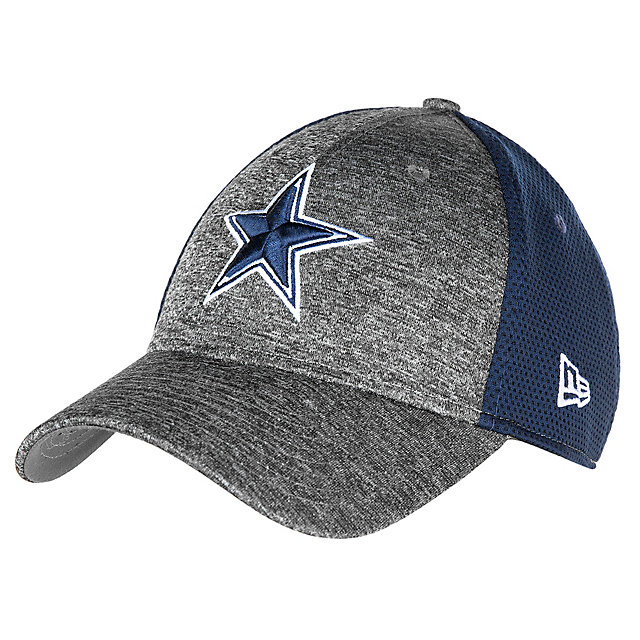 Dallas Cowboys New Era Shadow Blocker 39Thirty Cap