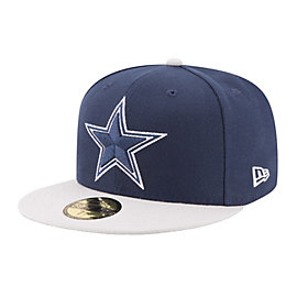 Dallas Cowboys New Era Victory Fitted 59Fifty Cap