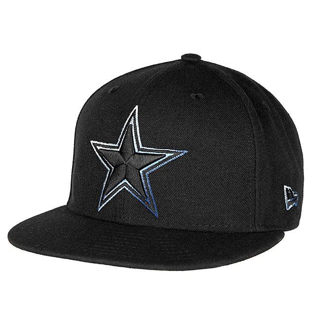 Dallas Cowboys New Era Color Dim Fitted 59Fifty Cap