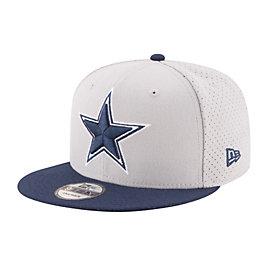 Dallas Cowboys New Era Performance Basic Snap 9Fifty Cap