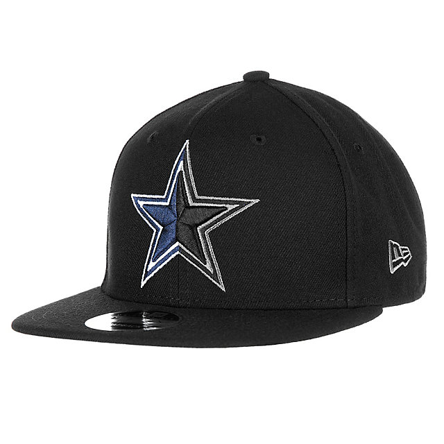Dallas Cowboys New Era Split Side 9Fifty Cap