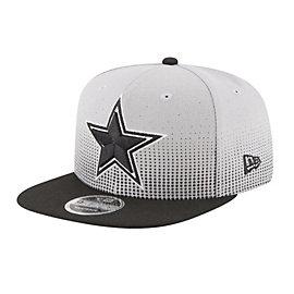 Dallas Cowboys New Era Flow Team Snap 9Fifty Cap