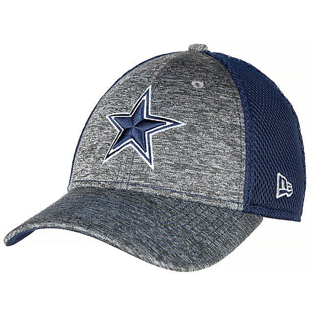 Dallas Cowboys New Era Shadow Turn 9Forty Cap