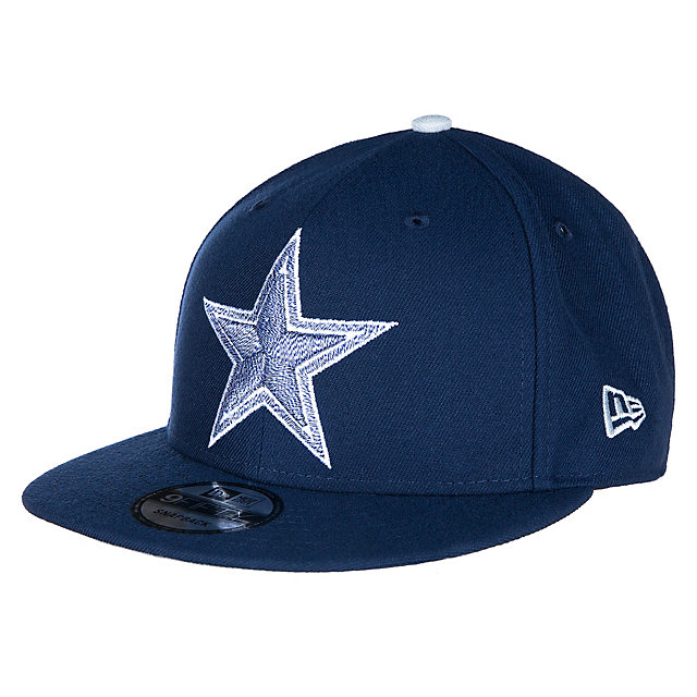 Dallas Cowboys New Era Team Twisted 9Fifty Cap