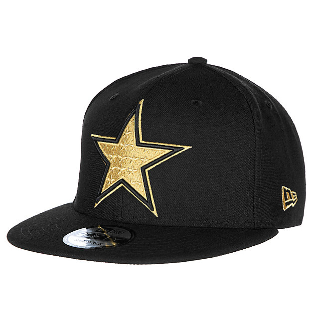 Dallas Cowboys New Era Spendor Fill 9Fifty Cap