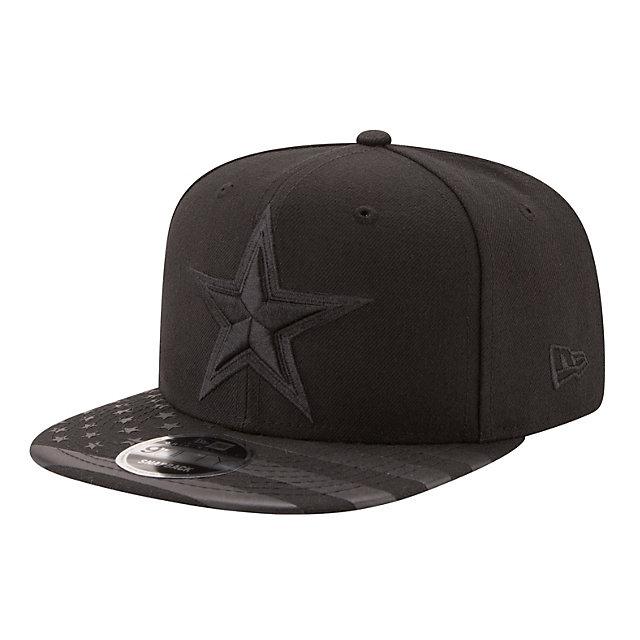 Dallas Cowboys New Era Flag Tone 9Fifty Cap