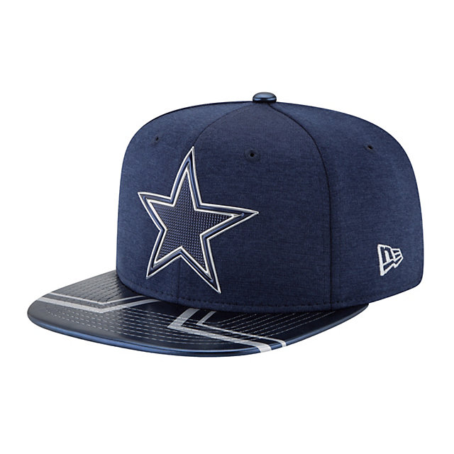 Dallas Cowboys New Era 2017 Draft Mens Onstage 9Fifty Cap