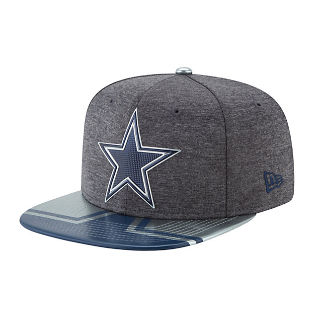 Dallas Cowboys New Era 2017 Draft Mens Spotlight 9Fifty Cap