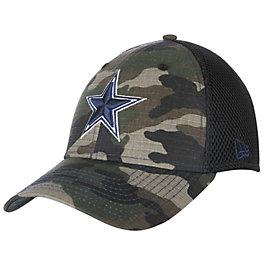 Dallas Cowboys New Era Shock Stitch Neo 39Thirty Cap