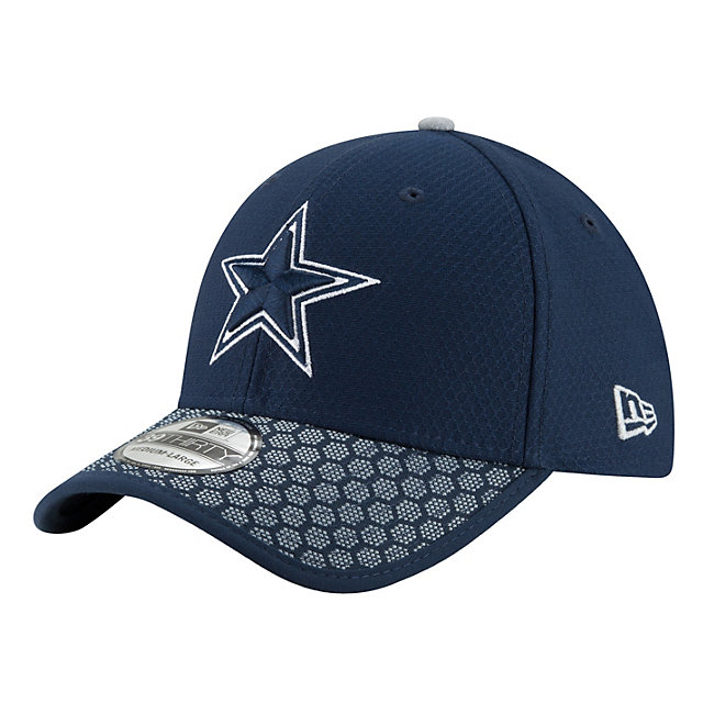Dallas Cowboys New Era Sideline 39Thirty Cap