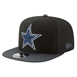 Dallas Cowboys New Era Fan Gear Sideline 9Fifty Cap