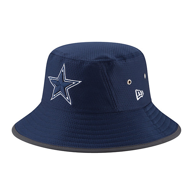 Dallas Cowboys New Era Training Bucket Hat