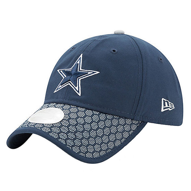 Dallas Cowboys New Era Womens Sideline 9Twenty Cap