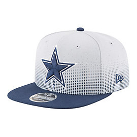 Dallas Cowboys New Era Youth Flow Team Snap 9Fifty Cap