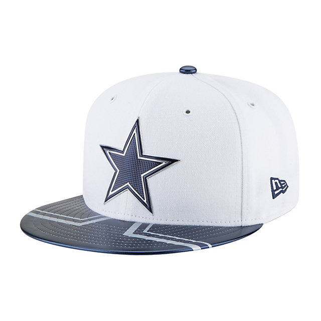 Dallas Cowboys New Era 2017 Draft Youth Onstage 59Fifty Cap