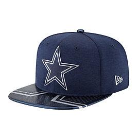 Dallas Cowboys New Era 2017 Draft Youth Onstage 9Fifty Cap