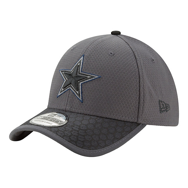 Dallas Cowboys New Era Jr Fan Gear Sideline 39Thirty Cap