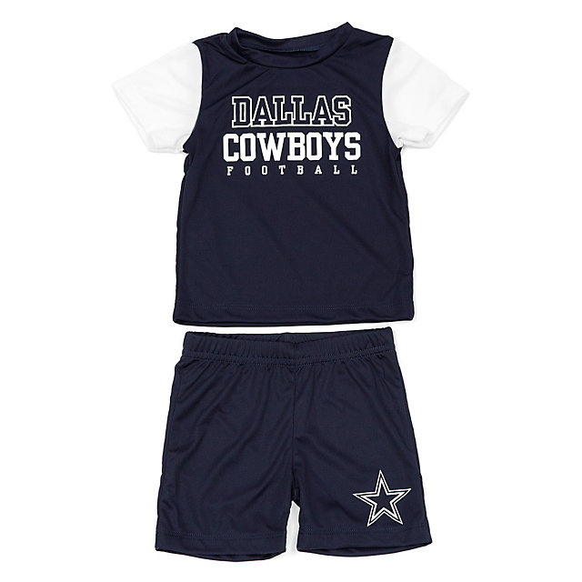 Dallas Cowboys Toddler Perkins Set