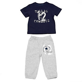 Dallas Cowboys Infant Lenel Set
