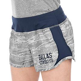 Dallas Cowboys Nike Dry Crew Short