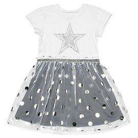 Dallas Cowboys Toddler Claudia Dress