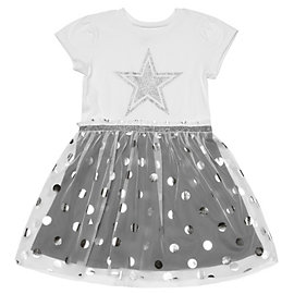 Dallas Cowboys Infant Claudia Dress